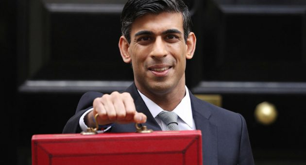 Chancellor Rishi Sunak 'planning stealth tax rise' on wealthy pensioners in next week's Budget