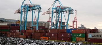 Container Shortages Threaten Christmas Retail Prospects