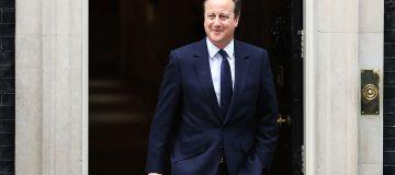 David Cameron tells Sunak not to raise taxes in Budget next week