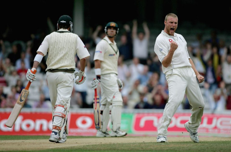 Test cricket last appeared on British terrestrial TV when England won the 2005 Ashes series