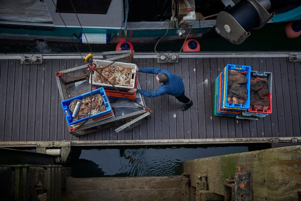 Fishing Rights Remain Sticking Point In EU-UK Brexit Talks