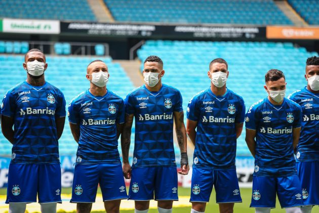 Gremio v Sao Luiz Play the Rio Grande do Sul State Championship With Closed Doors as a Precautionary Measure Against the Coronavirus