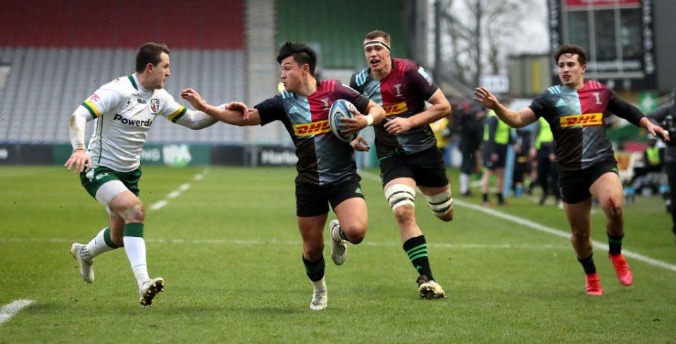 Harlequins v London Irish - Gallagher Premiership Rugby