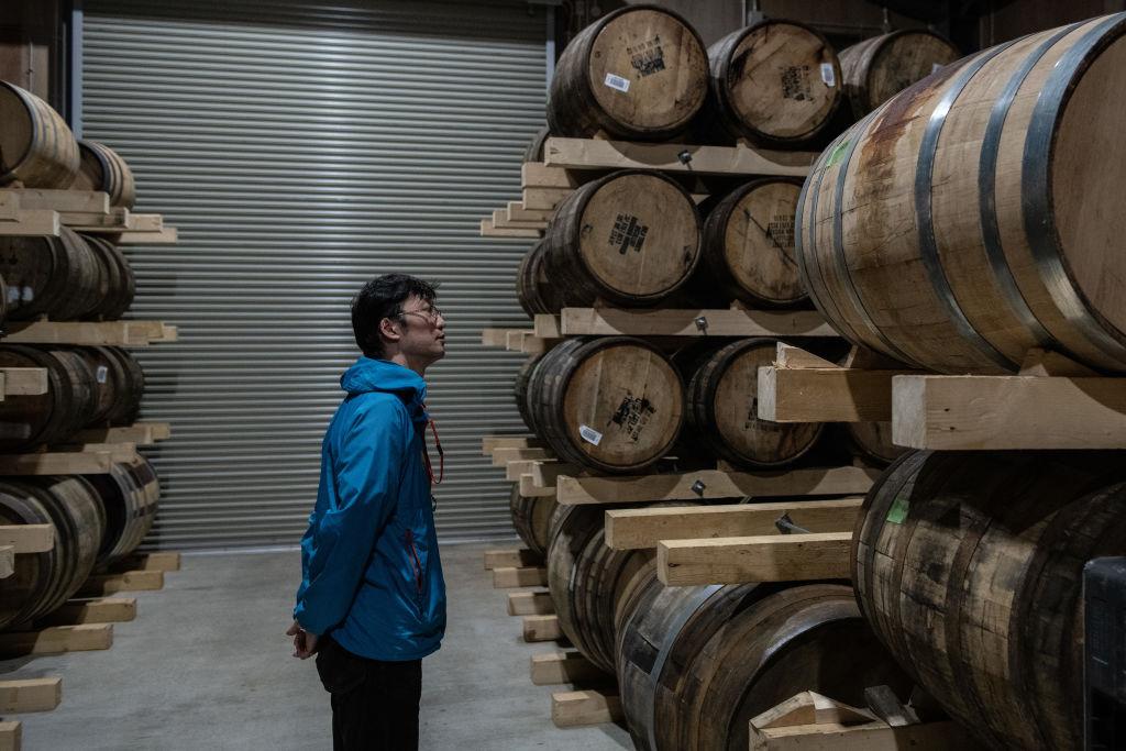 City Spirits: Japanese whiskymakers bid sayonara to imposters - CityAM