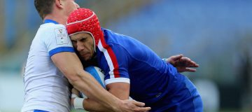 France top the Six Nations table after two rounds but have been hit by an outbreak of Covid-19
