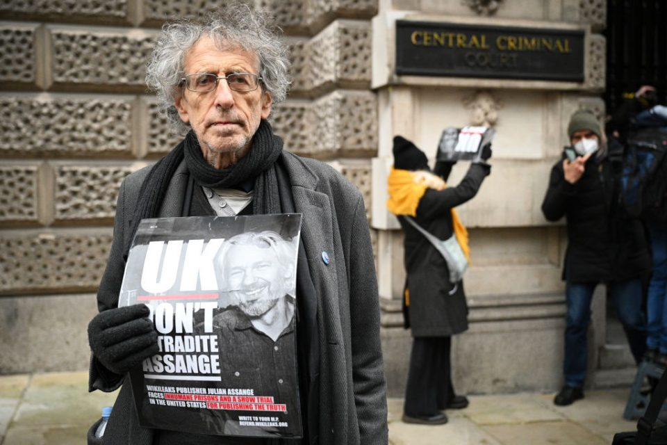 Julian Assange Extradition Ruling Expected