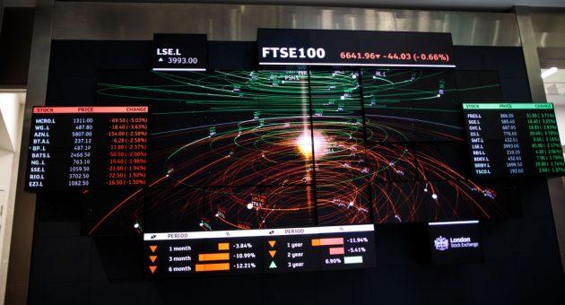 Wall Street tanks as tech stocks drag down market