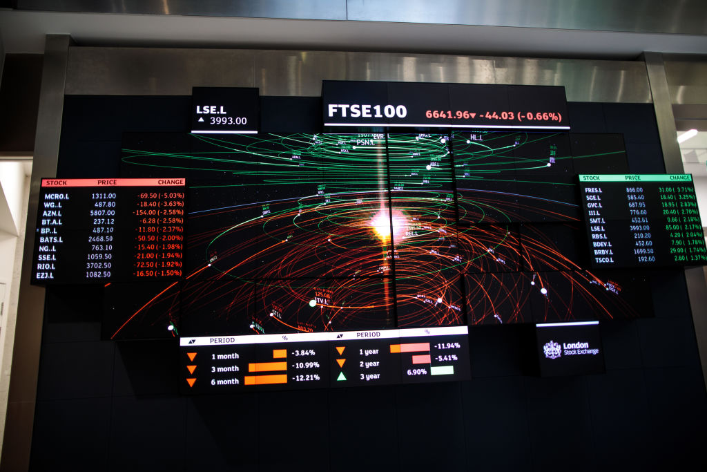 FTSE 100 climbs as recovery bets boost mining and energy stocks