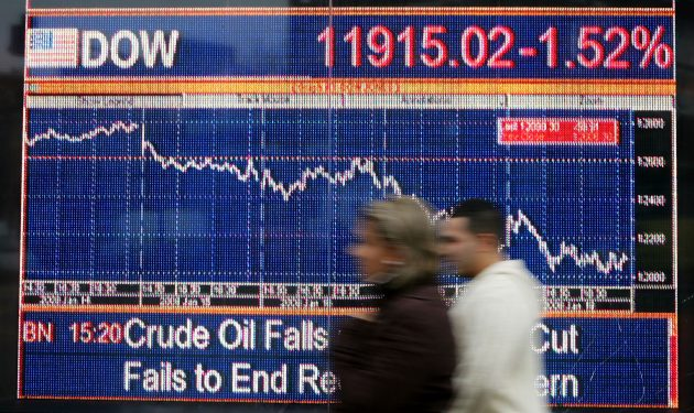 Markets Nervous Amid Fears