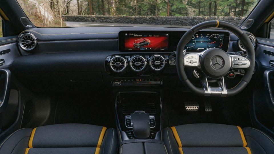 Mercedes-AMG A45 S