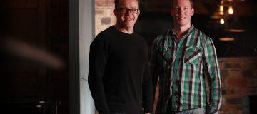 Nick Jones and Paul Roach of Zumo