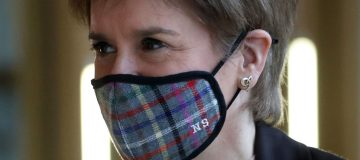 Scottish Parliament Recalled To Consider Stricter Covid-19 Measures