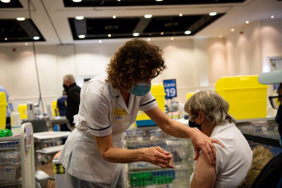 Seven Day Vaccination Centre Opens At Villa Park