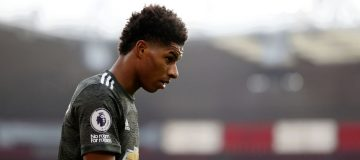 Manchester United and England forward Marcus Rashford is just one of the footballers to have been targeted by abuse on social media