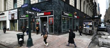 London's White Square Capital shuts after swallowing lofty GameStop losses
