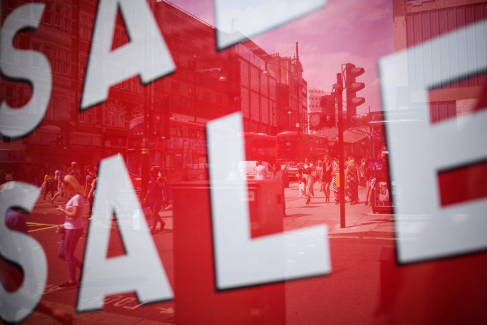 Summer Heatwave Brings Mixed Blessings To British Retail Figures