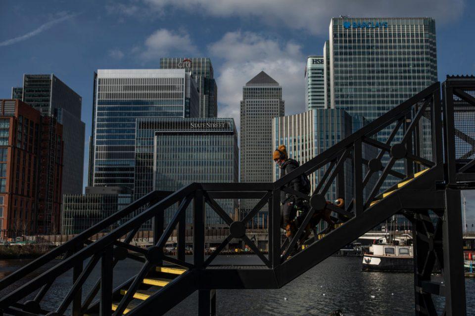 UK Economy Suffers Record 9.9% Slump During Coronavirus Pandemic