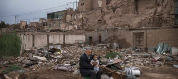 Uyghur Life Endures in Kashgar's Old City