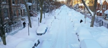 Winter Storm Uri Brings Ice And Snow Across Widespread Parts Of The Nation