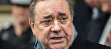 Alex Salmond will not give evidence to MSPs on Wednesday