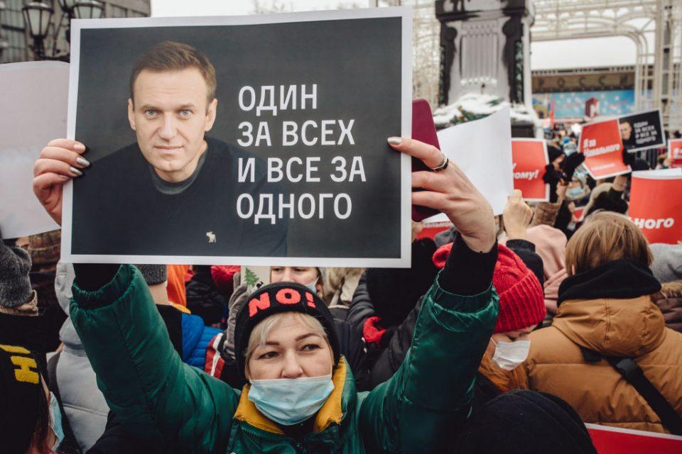 Alexei Navalny: destination unknown as Putin makes opponent disappear