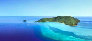 Hayman Island on the Great Barrier Reef