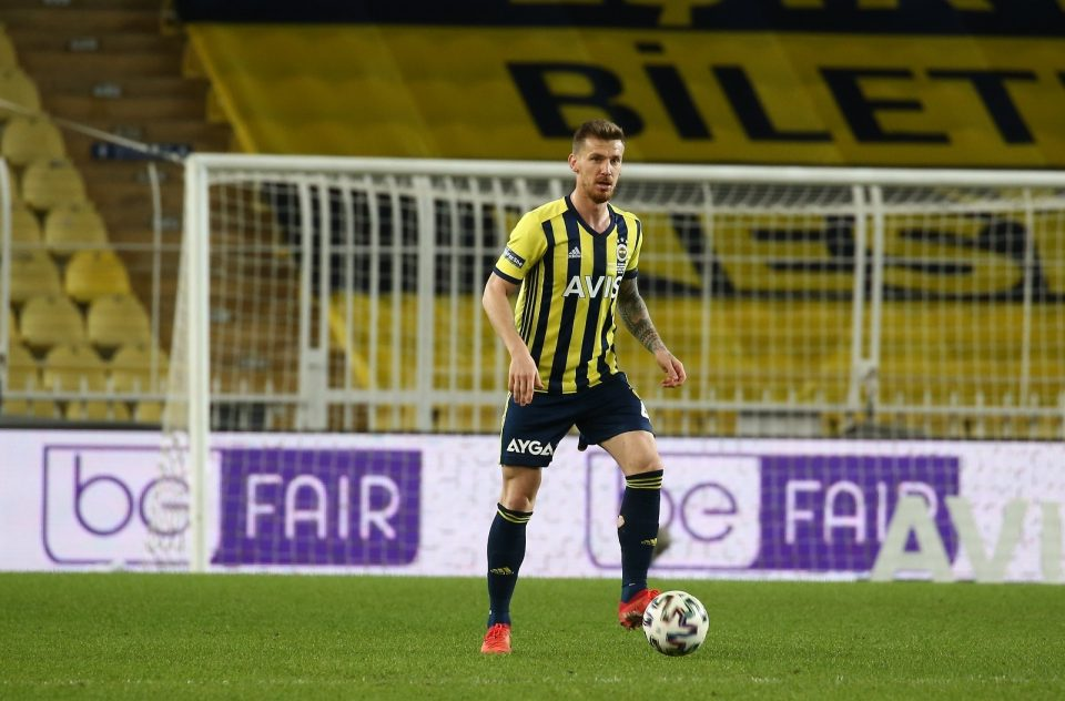 """Fenerbahce have manipulated beIN's branding for their """"beFAIR"""" campaign against the broadcaster, displaying the messaging on pitchside advertising and club apparel"""