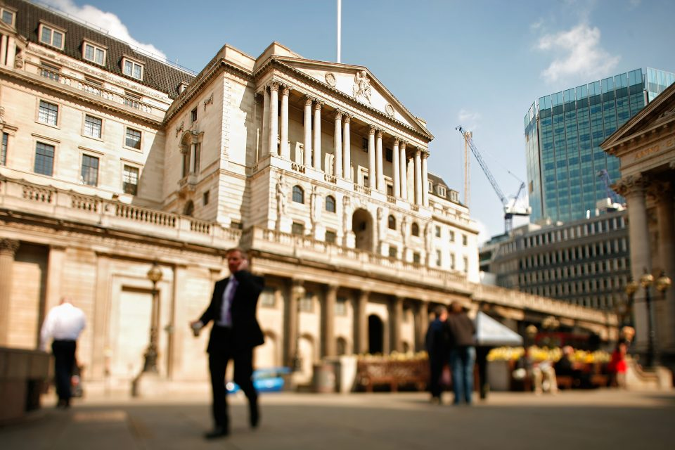 The Bank of England (BoE) has today left interest rates on hold at 0.1 per cent and its bond-buying programme at £895bn.