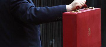 Chancellor Gordon Brown Presents 11th Annual Budget
