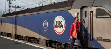 Channel Tunnel operator Getlink this morning said that its earnings fell two-fifths last year as a result of travel restrictions caused by the pandemic.