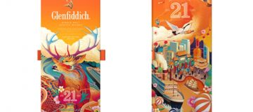glenfiddich is releasing a special Chinese New Year themes whisky amid a boom in the popularity of spirits in China