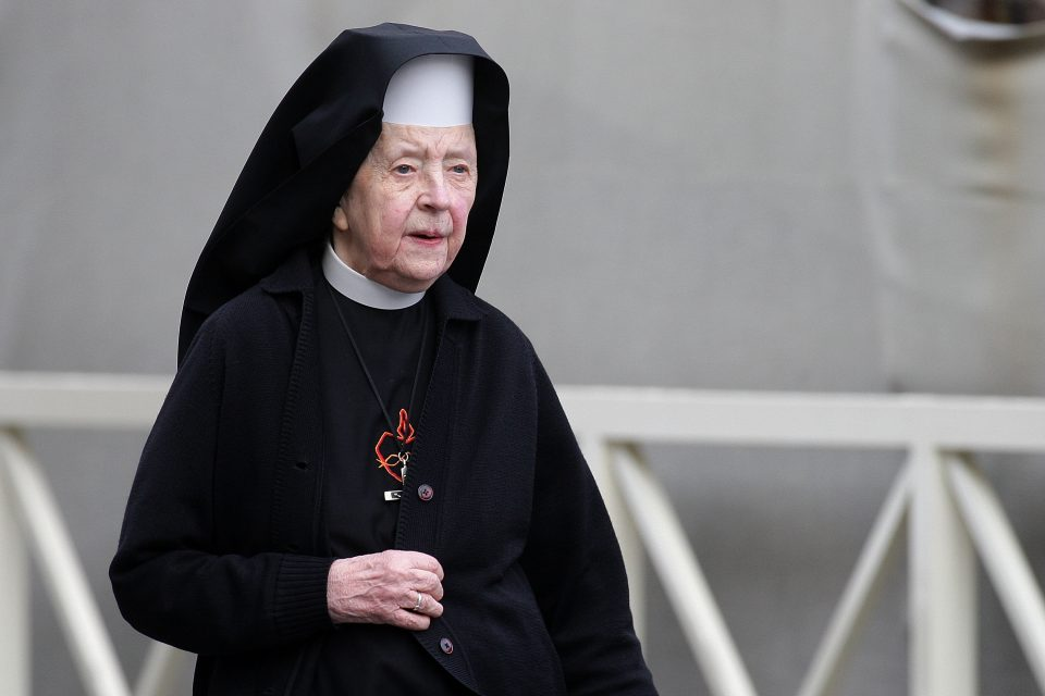 Nuns caught exorcising during a pandemic