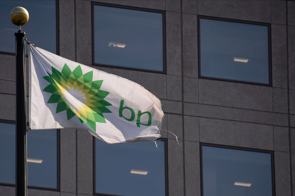 Image BP posts $5.7bn annual loss after coronavirus decimates oil market