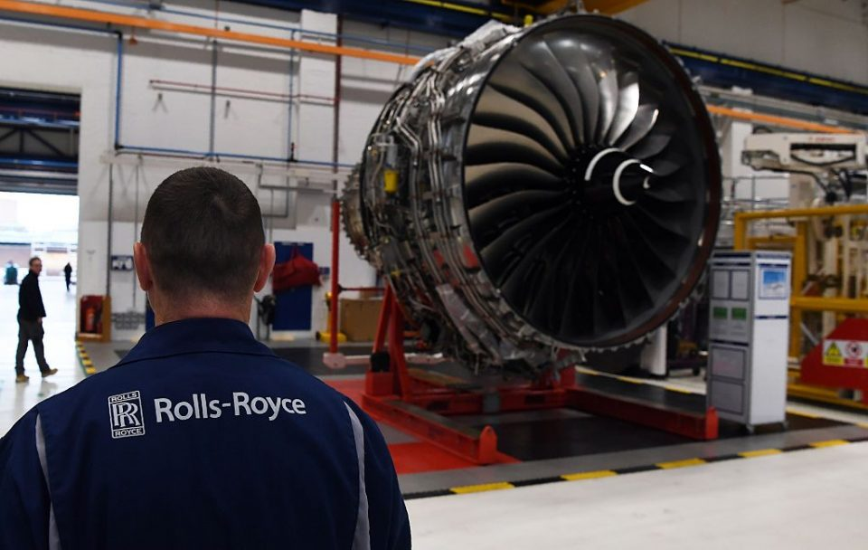 Rolls--Royce has today announced that it will sell an engine units to Russian firm TMH for €150m (£132.5m).