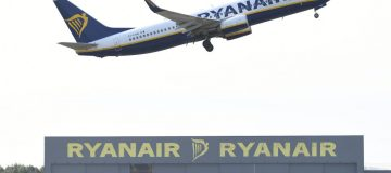"""Ryanair has today launched a coronavirus """"travel wallet"""" into which passengers can upload documents showing they have had a vaccination or negative test result."""