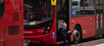 TfL said that enforcement officers had stopped 135,000 people from getting on public transport and had worked with bus operators to enforce safety standards.