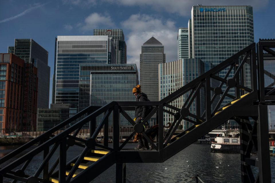 UK has the highest number of distressed companies in Europe, according to data from Moody's