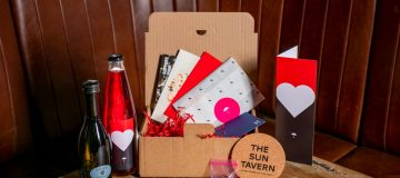 A Valentine's box for your Valentine