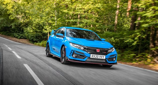 The Honda Civic Type R is as exciting as it looks. Yes, really