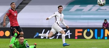 Mason Mount capped a productive few days with England's second goal against Albania on Sunday