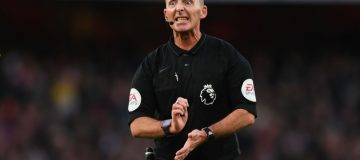 Mike Dean has a reputation for being card-happy - but is he the strictest referee in the Premier League?