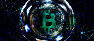 Bitcoin bubble by Gerd Altmann from Pixabay