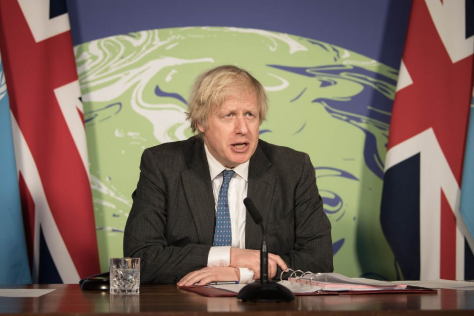 Boris Johnson said Britain could stage more Euro 2020 games and would bid for the 2030 World Cup