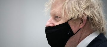 Boris Johnson Touts Defence Policy Vision In Visit To BAE Systems
