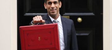 Chancellor Rishi Sunak Presents Annual Budget