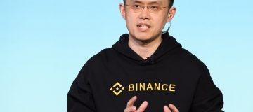 Changpeng Zhao Binance CEO