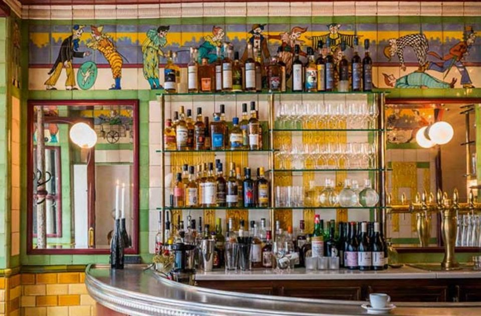 Paris' famous Clown Bar is the destination for Adam White, Founder of House Cafe Company