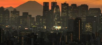Coronavirus Cases Continue To Fluctuate In Tokyo