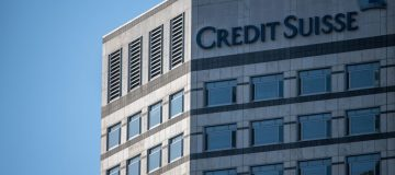 Credit Suisse Affected By Collapse Of Large US Hedge Fund