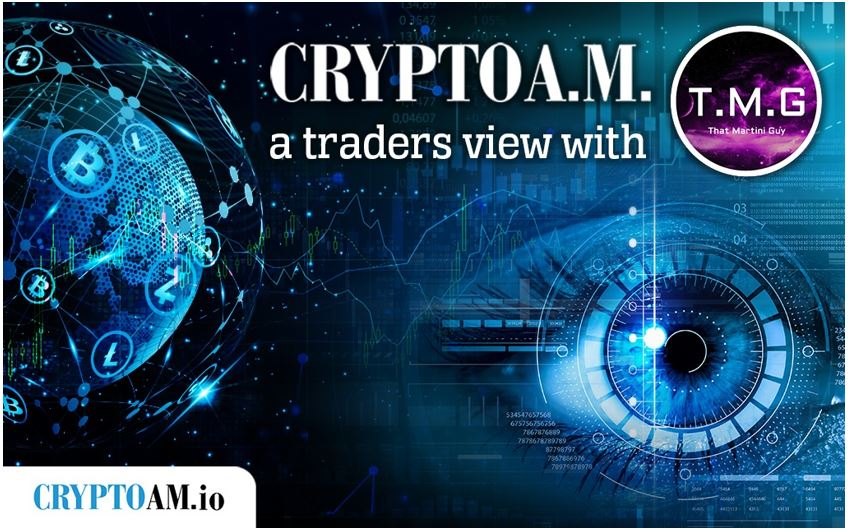 Crypto AM Traders View